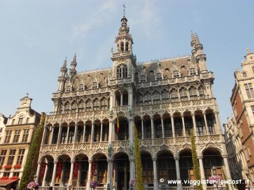 cosa vedere a Bruxelles Maison du Roi