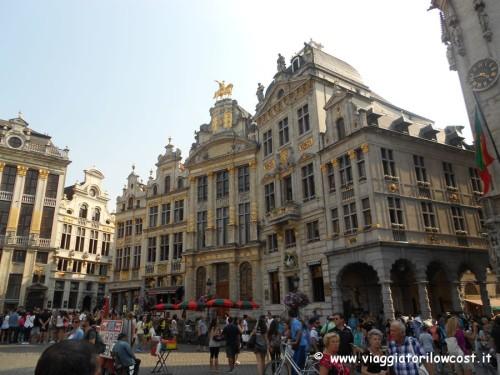 cosa vedere a Bruxelles visitare Grand Place