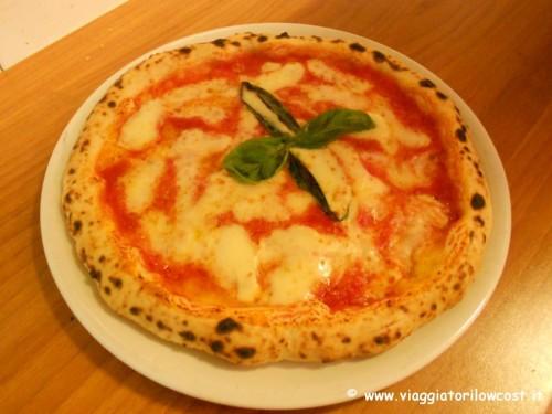 dove mangiare la pizza senza glutine a Napoli