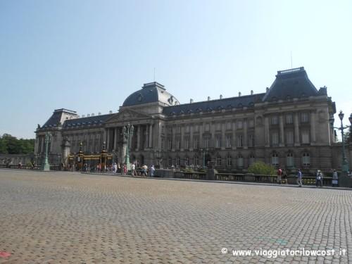 Bruxelles cosa vedere a Palazzo Reale