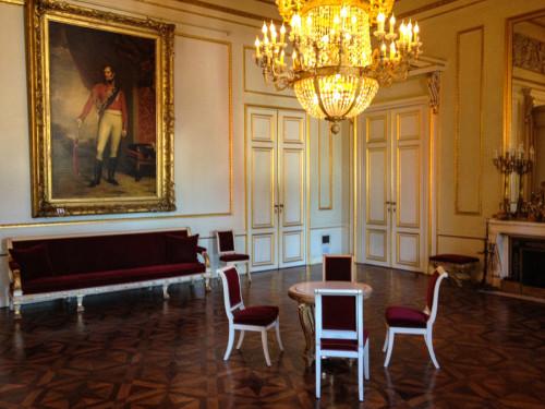 Bruxelles cosa vedere visitare stanze di Palazzo Reale