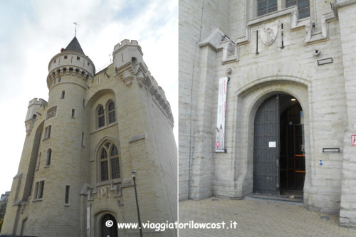 Bruxelles cosa vedere in due giorni Porta di Halle