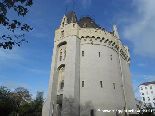 Bruxelles cosa vedere alla Porta di Halle