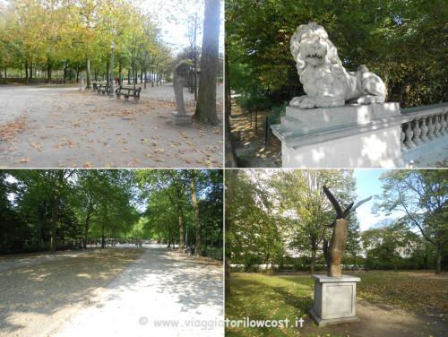 cosa vedere a Bruxelles Parco Reale da visitare