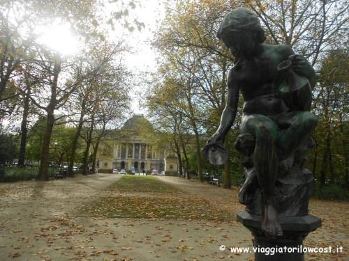 Bruxelles cosa vedere visita al Parco Reale
