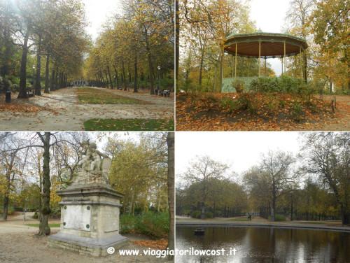 Bruxelles cosa vedere al Parco Reale