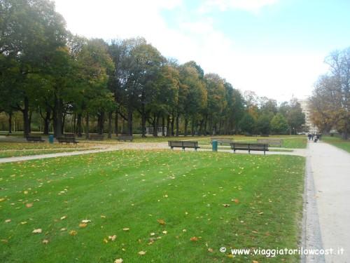 Bruxelles cosa vedere Parco del Cinquantenario
