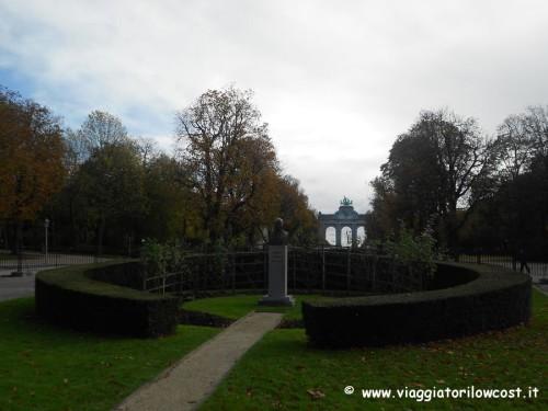 Bruxelles cosa vedere al Parco del Cinquantenario
