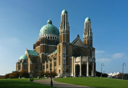 cose da vedere a Bruxelles Basilica del Sacro Cuore