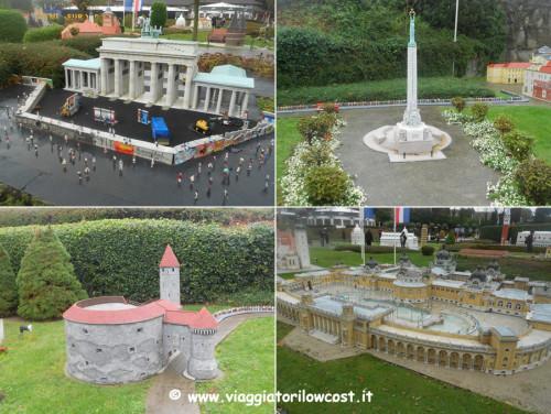 visitare Bruxelles in 3 giorni Mini-Europe