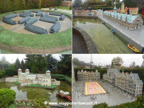 visitare Bruxelles in 2 o 3 giorni Mini-Europe