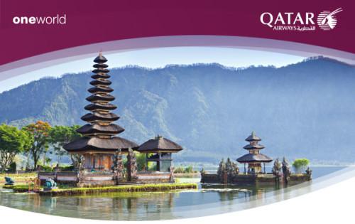 Voli economici Asia di Qatar Airways