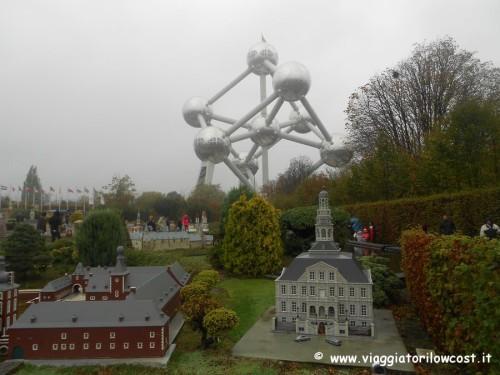 cosa vedere a Bruxelles Atomium in un giorno
