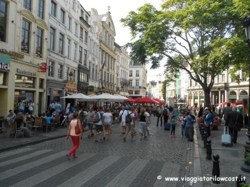 cosa vedere a Bruxelles in un giorno Isola Sacra
