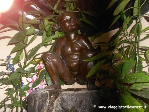 cosa vedere a Bruxelles statua Jeanneke-Pis