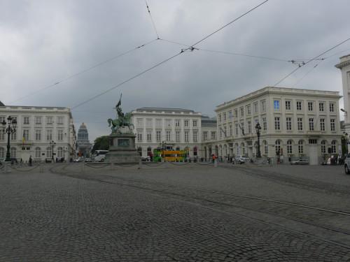 cosa vedere a Bruxelles in un giorno Place Royale
