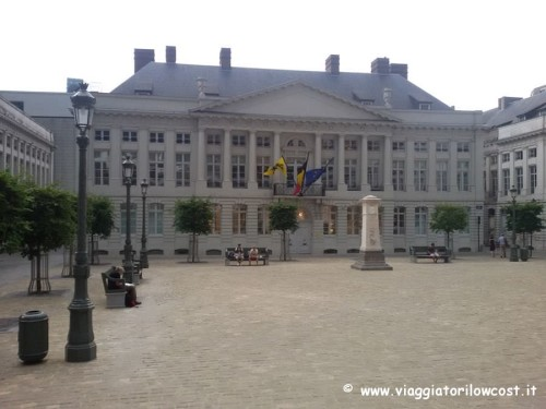 cosa vedere a Bruxelles visitare Place des Martyrs