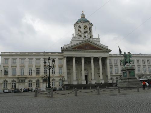 cosa vedere a Bruxelles visita a Place Royale