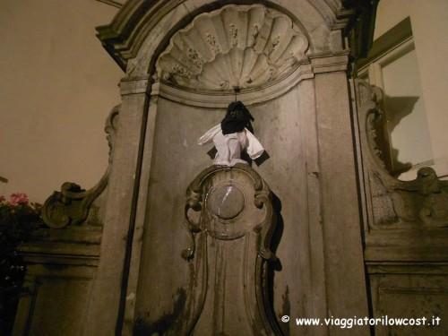 cosa vedere a Bruxelles Manneken-Pis da visitare