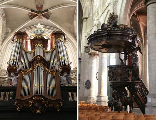 cosa vedere a Bruxelles alla Chiesa du Sablon