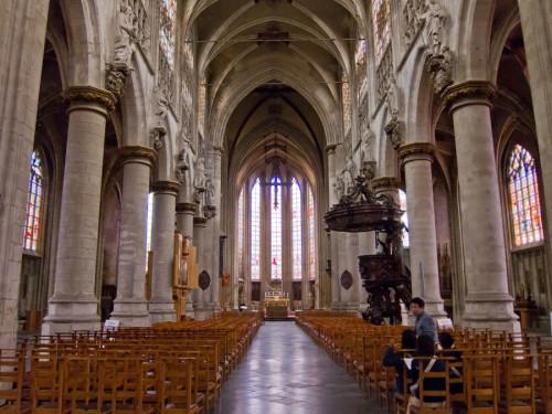 cosa vedere a Bruxelles visita Chiesa du Sablon