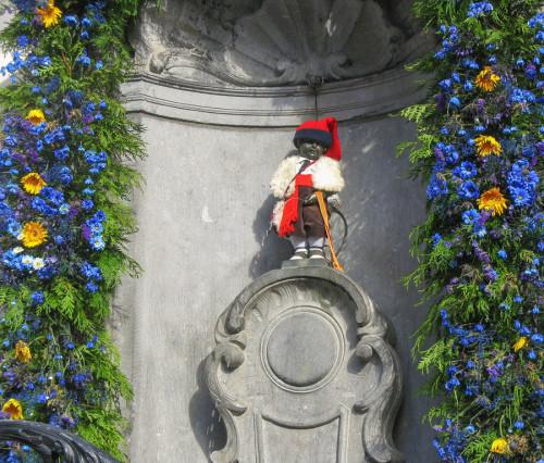cosa vedere a Bruxelles visitare il Manneken-Pis