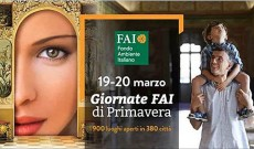 Giornate FAI 2016: Luoghi culturali da visitare quasi gratis