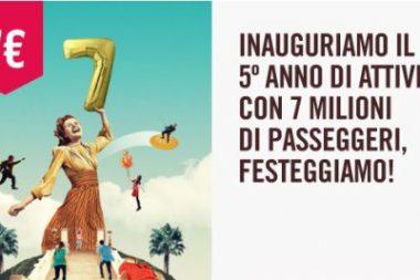voli low cost Volotea a 7€