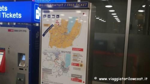 Come arrivare dall'aeroporto di Ginevra al centro città