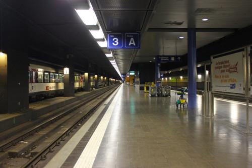 Come arrivare dall'aeroporto di Ginevra al centro treno