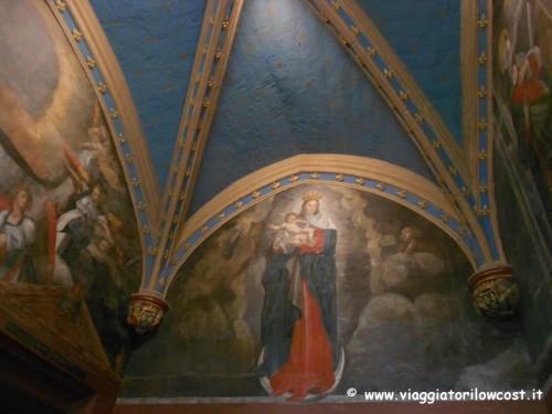 Oratorio del Castello di Clos Lucé di Amboise