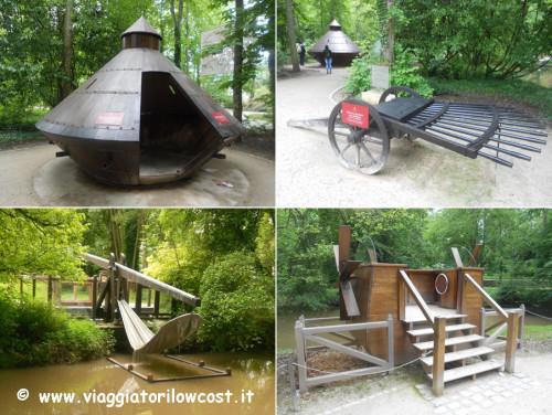 Parco Leonardo da Vinci Castello di Clos Lucé
