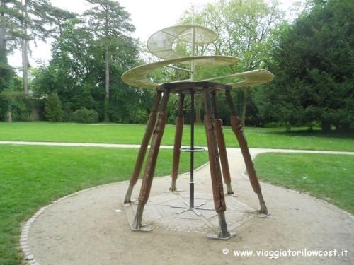Parco del Castello di Clos Lucé Amboise