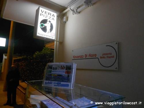 Pizzeria Bella Napoli ad Acerra di Vincenzo di Fiore