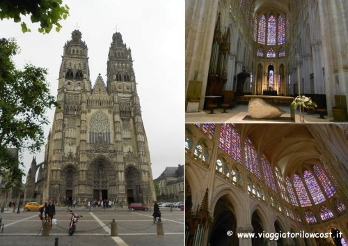 Tour castelli della Loira Cattedrale