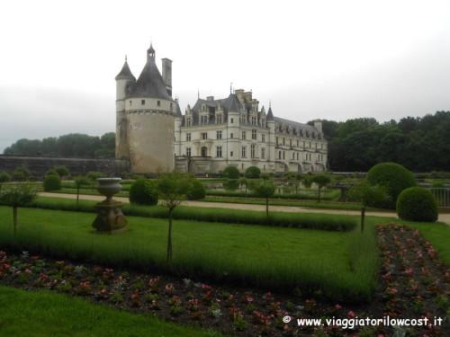 Tour castelli della Loira visita a Chenonceau