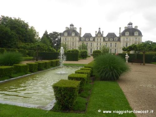 Castelli della Loira tour al Castello di Cheverny