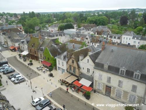 tour castelli della Loira Amboise in auto