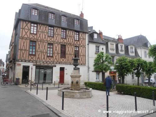 Tours itinerario castelli della Loira