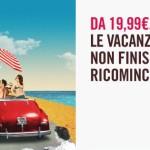 Voli low cost Volotea: Offerta promo a 19,99€ per il 2016