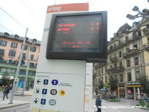 come muoversi a Ginevra guida trasporto pubblico