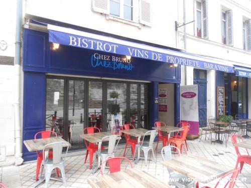 dove mangiare a amboise da Chez Bruno