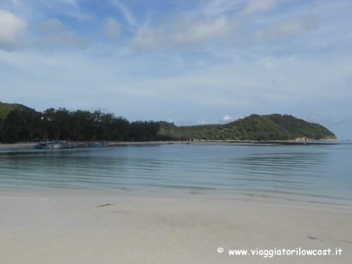 Chaloklum spiagge più belle di Koh Phangan Haad Yao