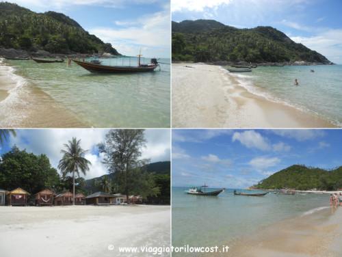 Spiagge più belle di Koh Phangan