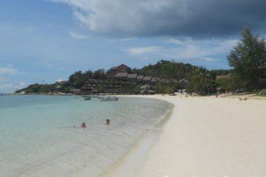 Haad Yao tra le spiagge più belle di Koh Phangan