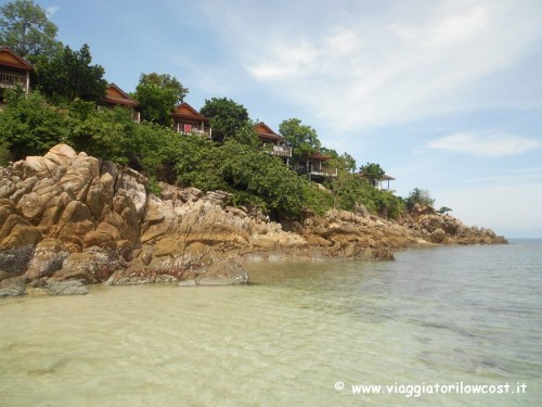 spiagge più belle di Koh Phangan Haad Yao