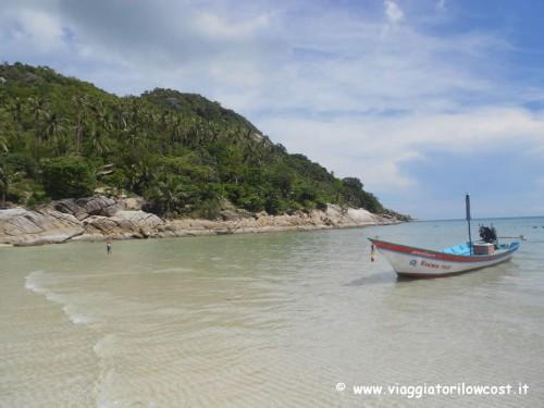Bottle Beach spiaggia più bella di Koh Phangan
