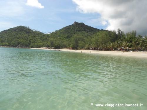 Bottle Beach la spiaggia più bella di Koh Phangan
