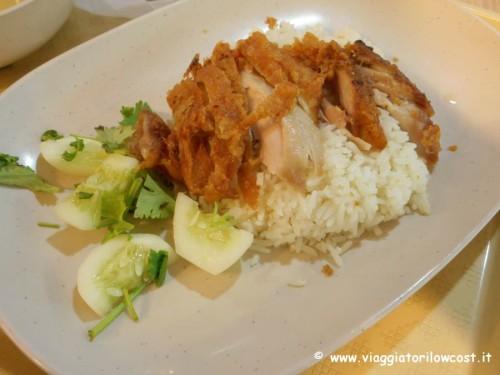 Food court dove mangiare a bangkok