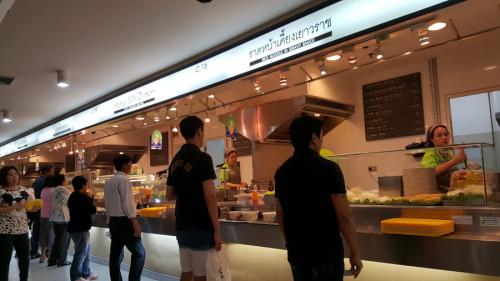 dove mangiare a bangkok al MBK Center